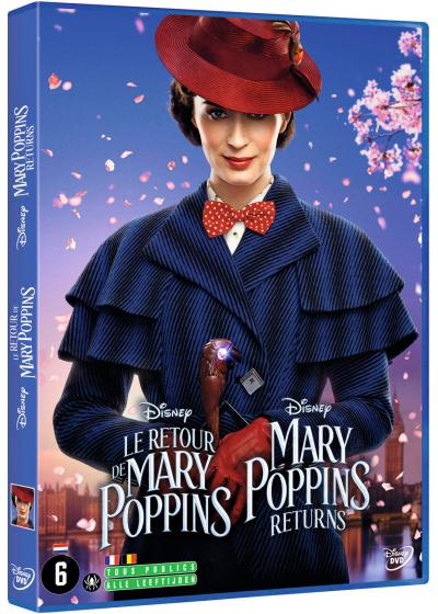 Retour de Mary Poppins (Le)